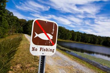 No Fishing by blepfo