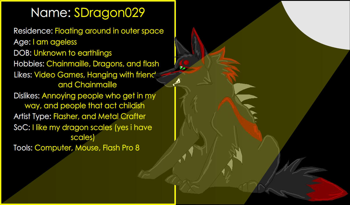 SDragon029's Profile Picture