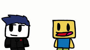 Roblox Noob Vs Roblox Boy Guest By Theoneandonlyminty On Deviantart