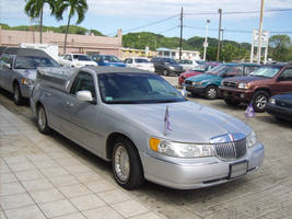 Lincoln Town Car Flower Car By Mister Lou On Deviantart