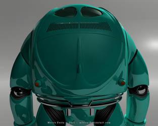 Beetle Project :: Final 4 by mfesta