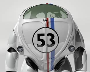 Project Beetle :: Herbie by mfesta