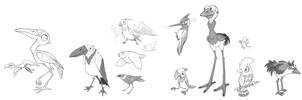Lots of Birds by PatheaGames