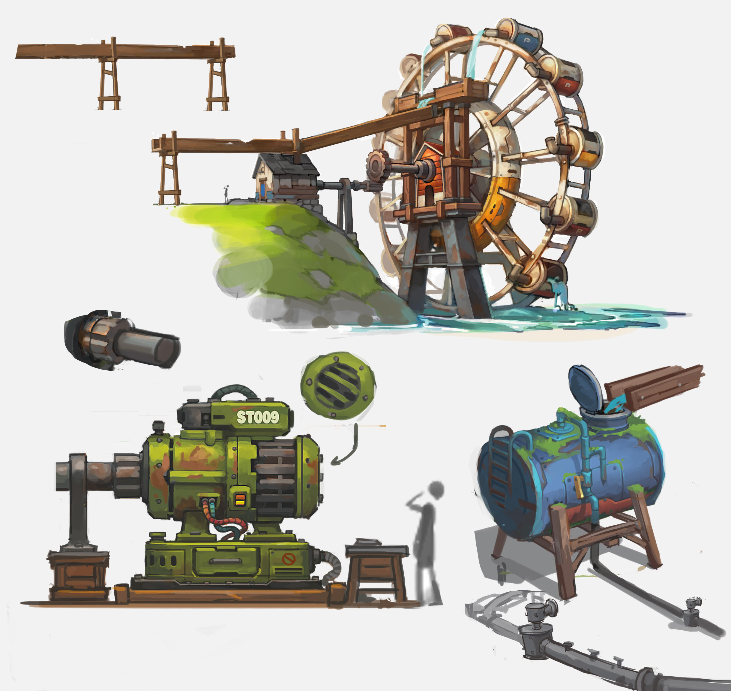 Machines by PatheaGames