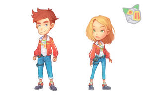 Clothes in My Time At Portia 4 by PatheaGames