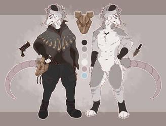 Oct. Creature Exchange by l3lueFlu