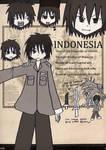 Hetalia ASEAN - Indonesia by VermillionFenrir