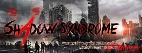 Logo - Shadow Syndrome by VermillionFenrir