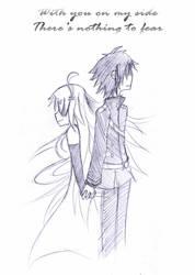 Asurayuu - With You On My Side by VermillionFenrir