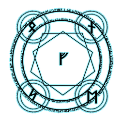 Magic Circle by Lloyd92