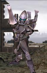 Eldar Guard by Lloyd92
