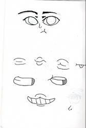 Sketches by Lloyd92