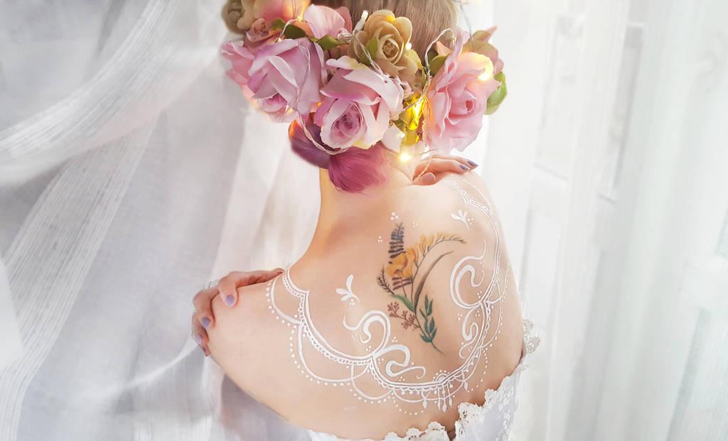 White henna by cydienne
