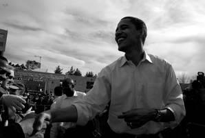 Obama 07' by RicardoEstrada