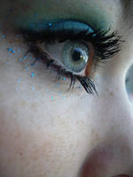 Decorated Eye Stock 2 by Reyna-Love-Stock