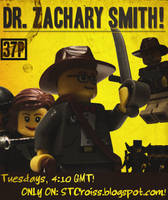 Dr. Smith Pulp Poster by STCroiss