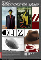Influence Map-STCroiss by STCroiss