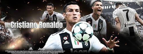 Cristiano Ronaldo by AdeelAnjum