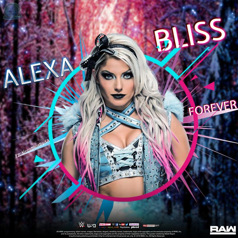 Alexa Bliss by AdeelAnjum