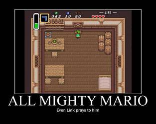 All mighty Mario by Gregarlink10