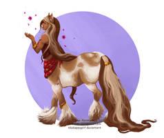 Vanner Centaur by thehappygirl
