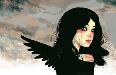 Dark Angel by ekara