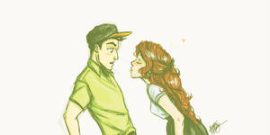 I Think I'll Give You Uhh...... Uh Kiss by TrueLoveStory