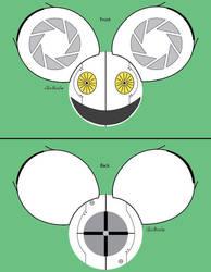 Space Mau5 Design by GoBobe