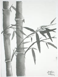 bamboo by gbcink