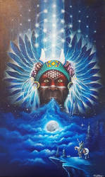Sacred Ancestor by smoirart