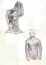 Male anatomy study by Stalfrost