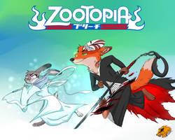 Zootopia Bankai Version by Okamikurama