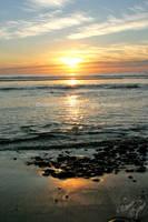 SunsetRocks by Puf-fee