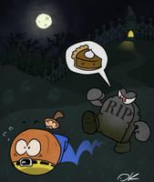 Happy Halloween! by IStabHotLava