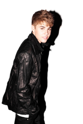 Justin Bieber Png Christmas CD by seguricarl