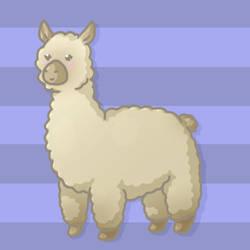 Llama by czmAvery