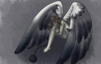 Blackbird (Don't Sing) by czmAvery