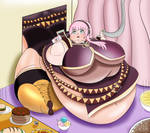 Luka's feast! by Jayofthedamned