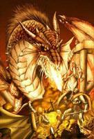 Fantasy Dragons cover by vtishimura