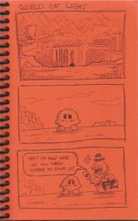 SSBU Comic 1 by Avielsusej