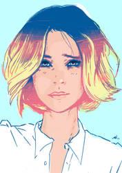 Summertime by Grey-Wren