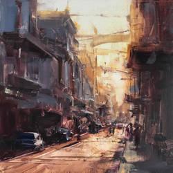 Cuban Sunset by bryanmarktaylor