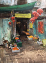 Market Alley by bryanmarktaylor