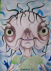Fantasy man 3 - ''Wodnik'' by Glamonik