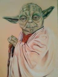 Fantasy man 5 - Yoda by Glamonik