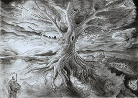 Tree of challenge by Rievil