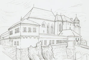 Castle Spilberk by Rievil