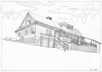 Cottage by Rievil