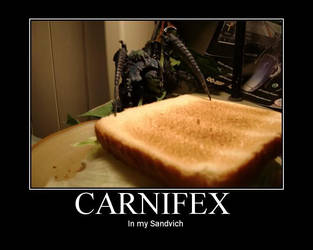 Carnifex in my sanvich by topgun96