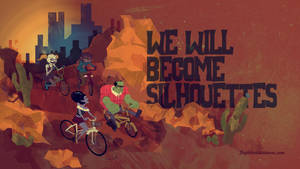 We Will Become Silhouettes by paperbeatsscissors